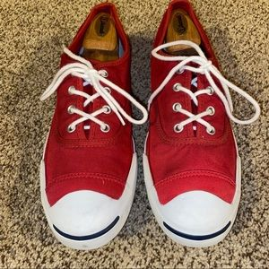 Converse Jack Purcell Mens size 10.5 🌴❤️🌴❤️🌴